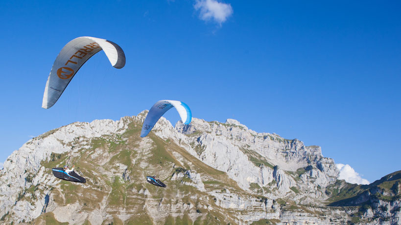 airlinks quest alpes 2014