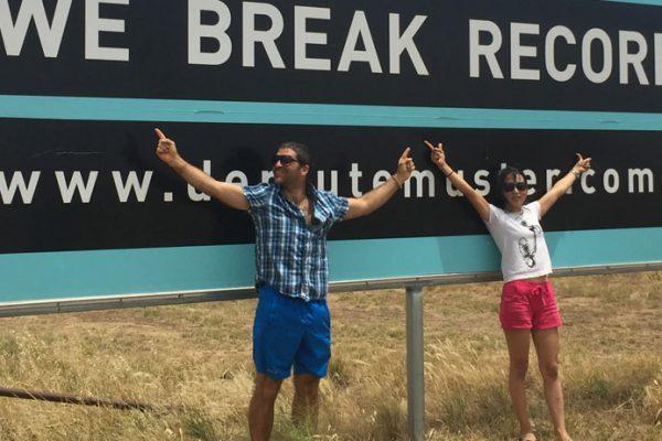Australia 2015: discovery !