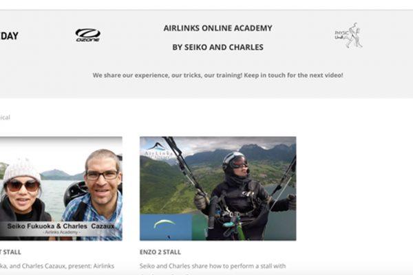 Airlinks Online Academy, c'est parti !